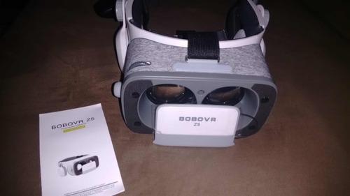 óculos virtual fone