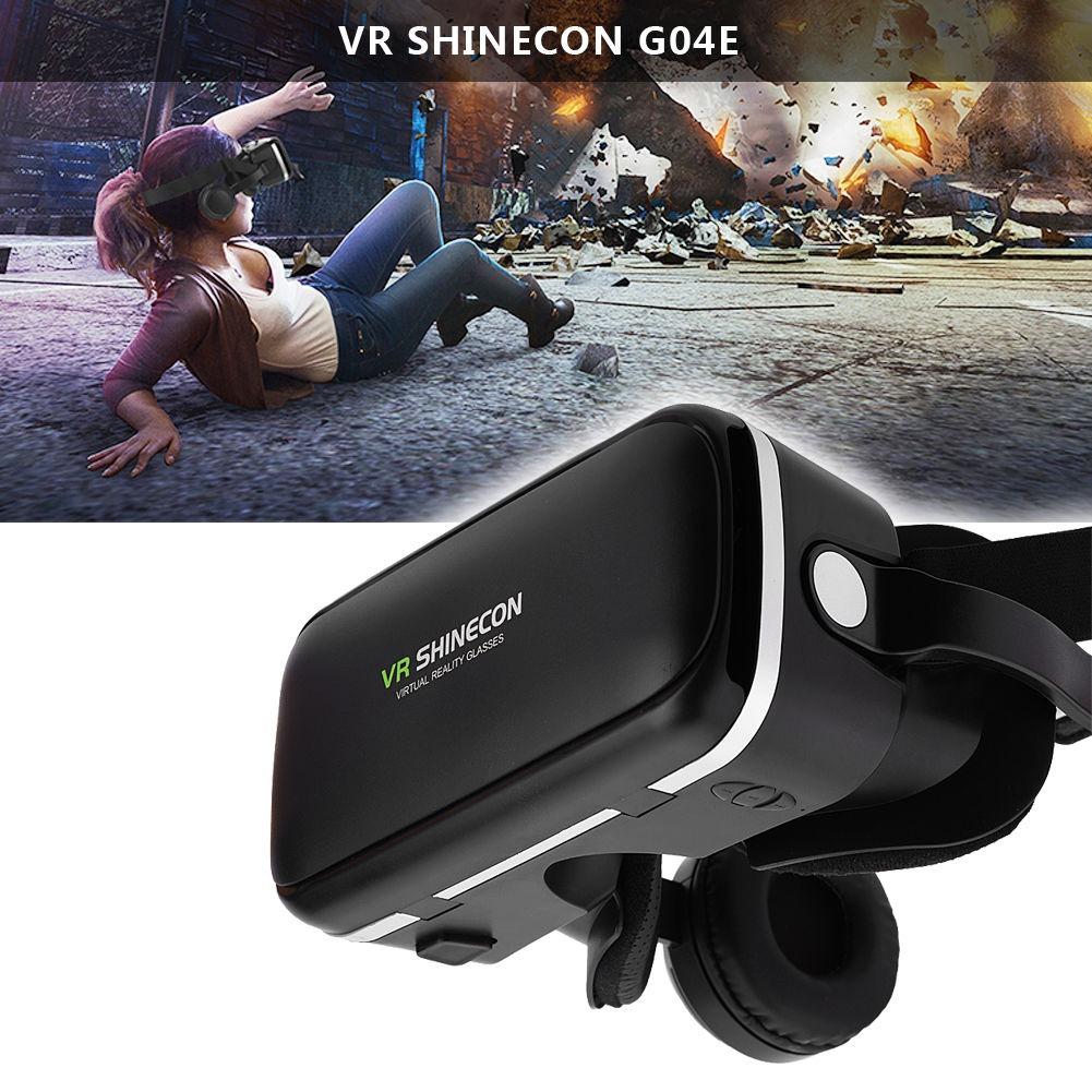2be037de3 óculos virtual shinecon 6.0 + controle + jogos + cabo pc. Carregando zoom.