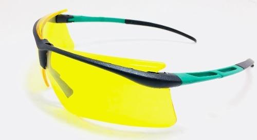 oculos visao noturna lentes amarela anti reflexo c.a 35137