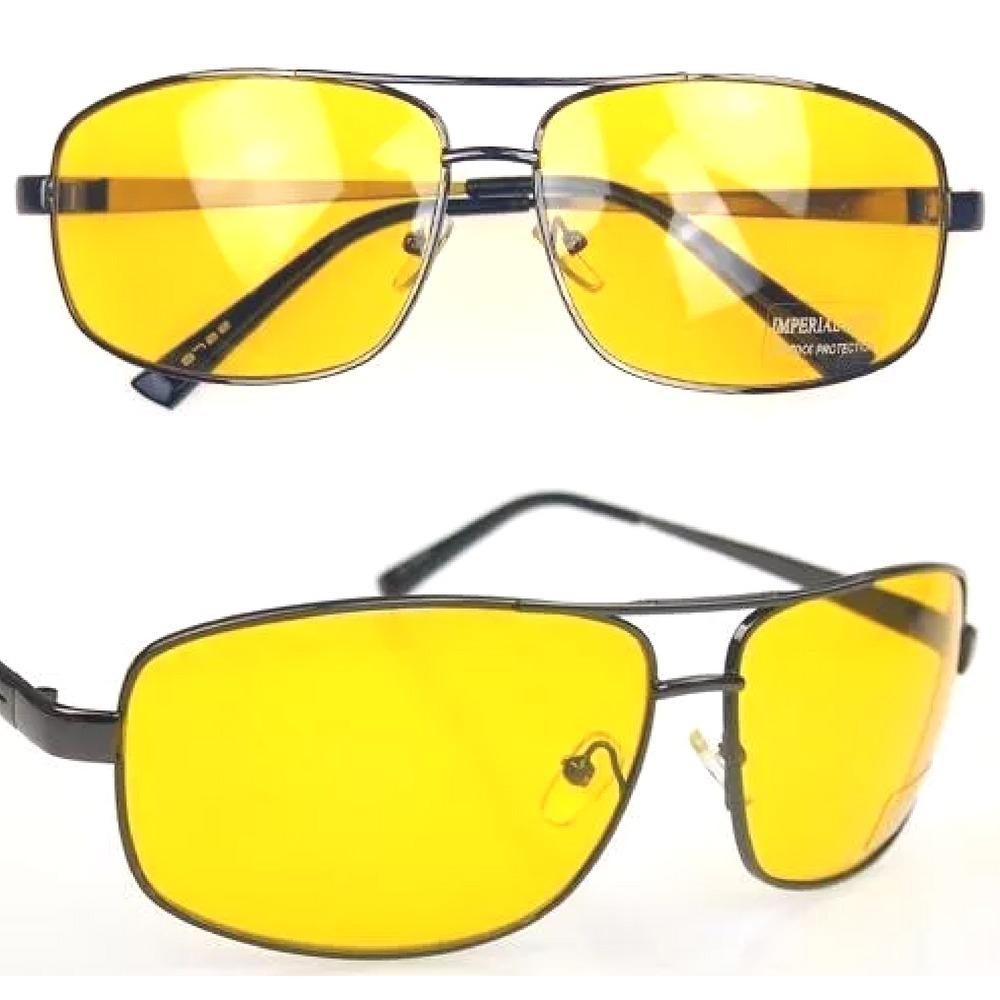 óculos vision p  dirigir à noite lentes amarelas night drive. Carregando  zoom. 5ed2159f70