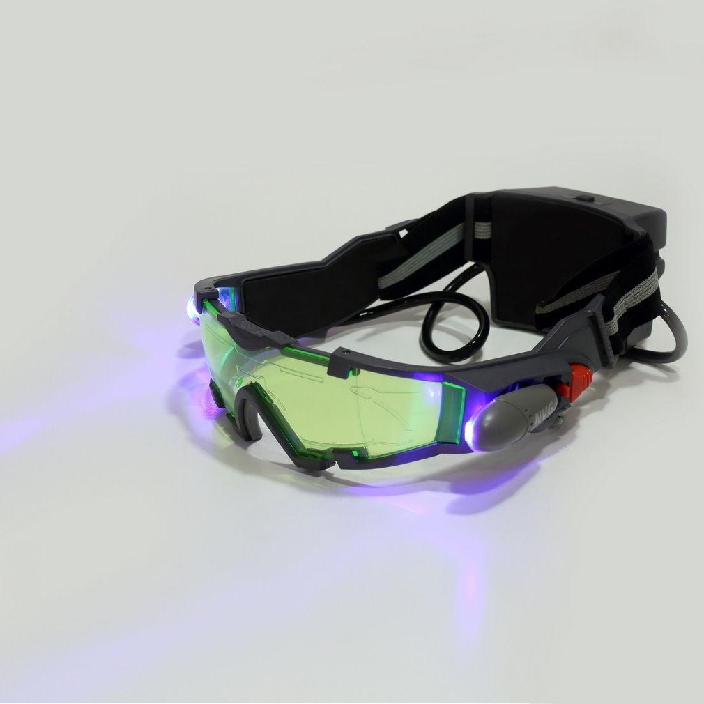 Óculos Visão Noturna Led Ciclismo Airsoft Crianças Corridas - R  84 ... 9c16bbbdf1