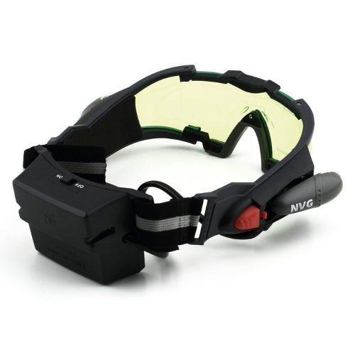 óculos visão noturna + monoculo caça pesca camping promoção