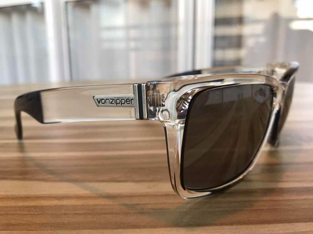 13841c8b31eeb oculos von zipper elmore clear espelhado original sol oakley. Carregando  zoom.