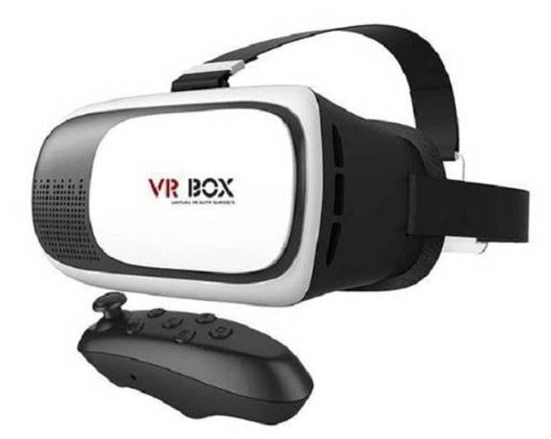 Óculos Vr Box 2.0 Realidade Virtual 3d + Controle Remoto - R  55,59 em  Mercado Livre 4fc8b44f3a