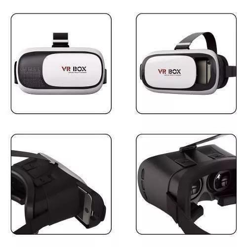 Óculos Vr Box Realidade Virtual 3d 360° Android Ios Controle - R  100,00 em  Mercado Livre 91db8cc896