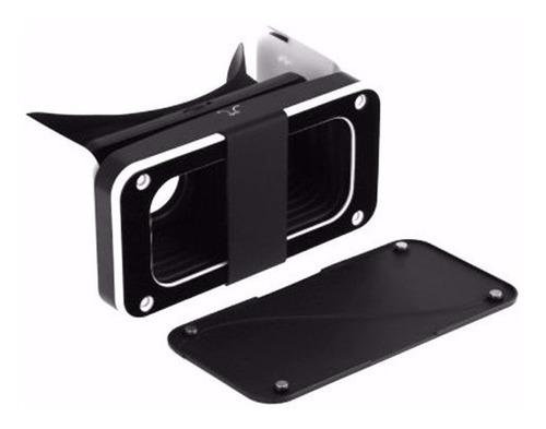 oculos vr box realidade virtual 3d dobravel lançamento