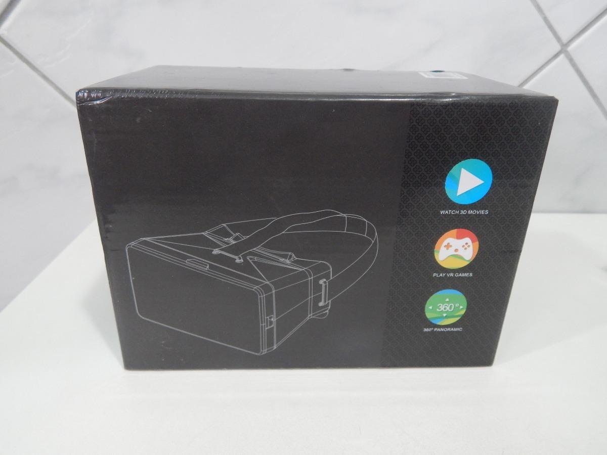 Óculos Vr Cardboard Realidade Virtual 3d - R  44,90 em Mercado Livre 52fe863a86