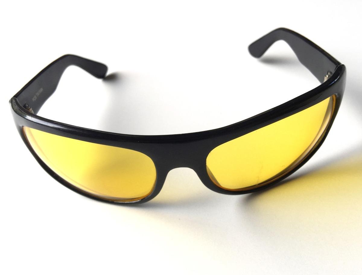 Óculos W-rap Lente Amarela, Armação Acetato Pc5 - R  42,00 em ... 8ef032a758