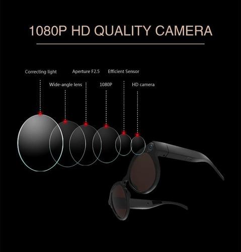 Óculos Wifi Espião Conecta Via Wifi Com Seu Celular Full Hd - R  250 ... c63437a580