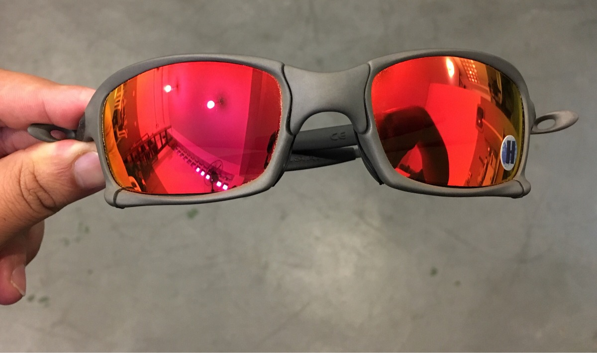 óculos x squared x metal rubi original novo mais brinde. Carregando zoom. 471898344f
