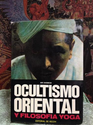 ocultismo oriental y filosofía yoga