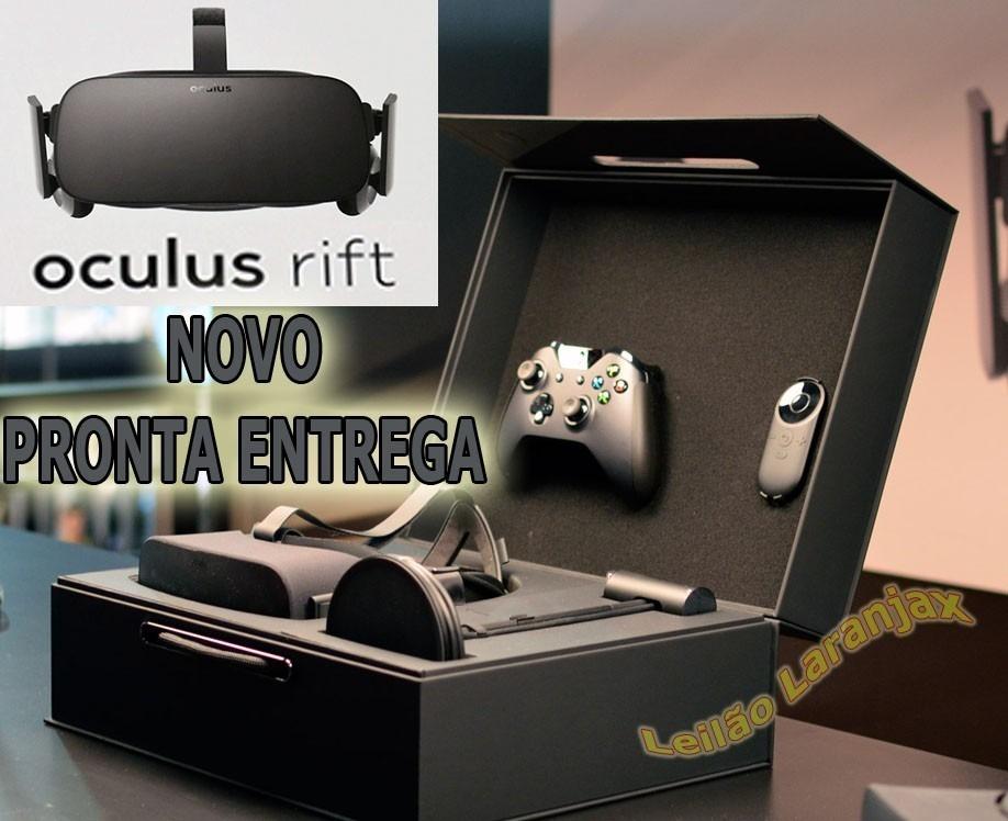 a8203ab94 oculus rift original cv1 3d rv realidade virtual video game. Carregando  zoom.