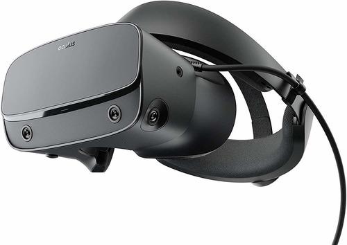 oculus rift s casco realidad virtual lente vr pc mandos 2019