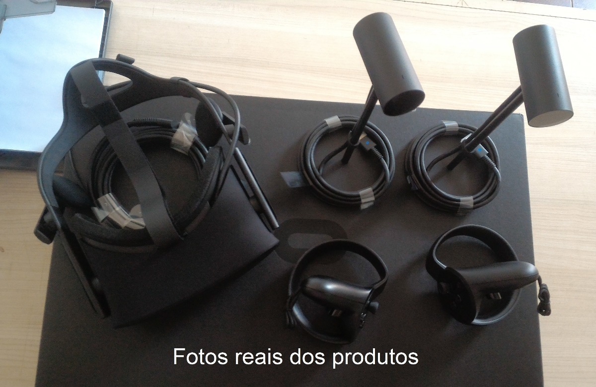 4949fad99 oculus rift vr bundle 2018 cv1 pc e xbox one 3d oculos. Carregando zoom.