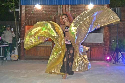 odalisca show danza árabe bellydancer