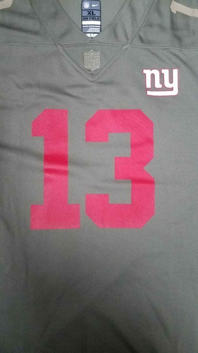 newest 97d8c 71217 Odell Beckham Jr New York Giants Salute To Service Xl Youth