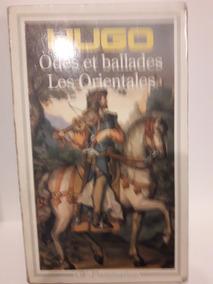 Odes Et Ballades Les Orientales Hugo