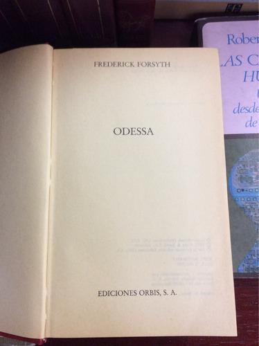 odessa, frederick forsyth