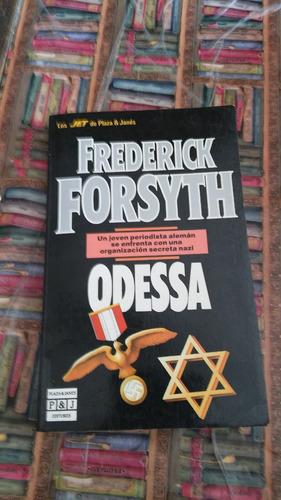 odessa, frederick forsyth - idioma castellano