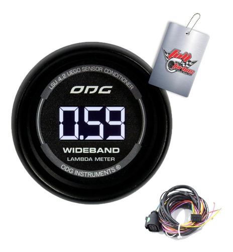 odg wideband nano com chicote 2 mt (wide band)