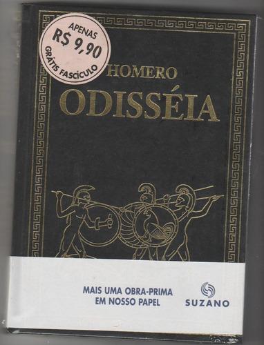 odisséia - homero - obras primas - frete grátis