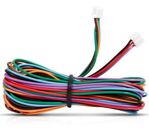 odômetro contador de corrente âncora