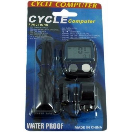 odometro computador bicicleta