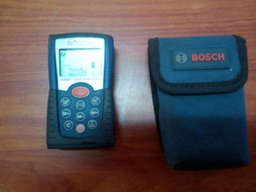 odometro medidor de distancia digital laser bosch dlr 165