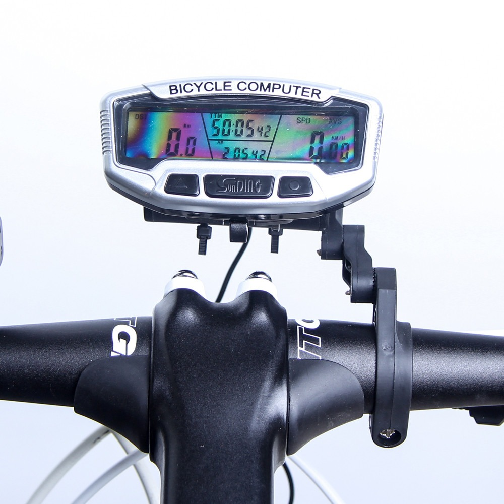 f464d3f1d Odometro Velocimetro Cronometro Para Bicicletas 28 Funciones - Bs.  130.000,00 en Mercado Libre