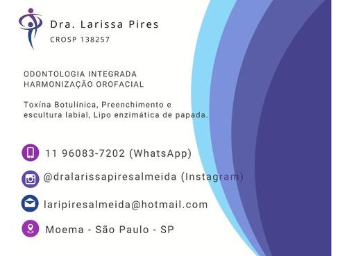 odontologia - harmonização orofacial - botox - lipo de papad