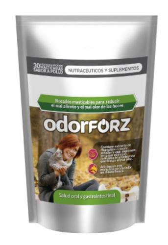 odorforz gatos nutracéutico 30 tabletas