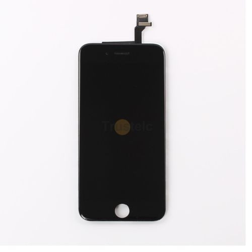 oem negro lcd display + touch pantalla digitalizador asamble