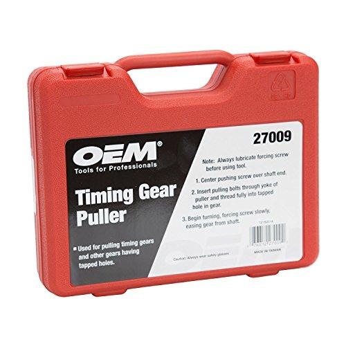 oemtools 27009 extractor de engranaje de distribución
