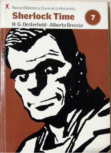 oesterheld.alberto breccia.sherlock time 2006 comic