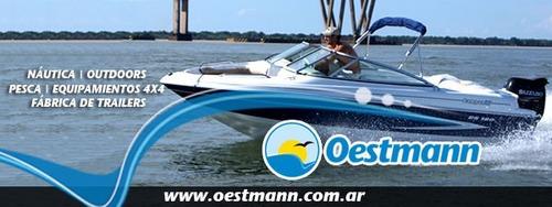 oestmann. campanili cs180 sport c/suzuki 140 hp 4t