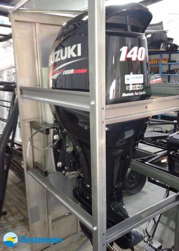 oestmann. motor suzuki 140 hp 4t 0hs