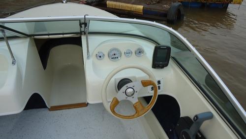 oestmann. regnicoli dorado 160 open c/suzuki 70 hp 4t 2017