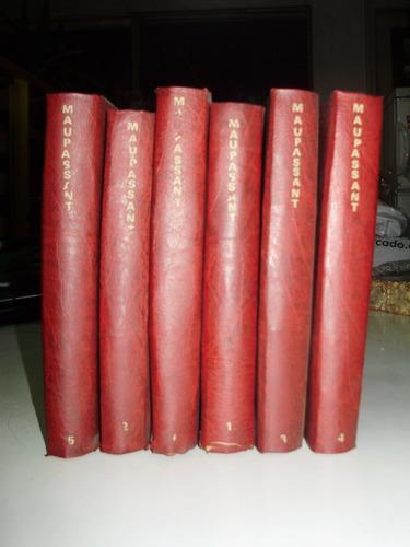 oeuvres completes illustrees maupassant ollendorff fra 1900