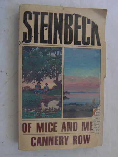 of mice and men cannery road steinbeck en ingles bolsillo