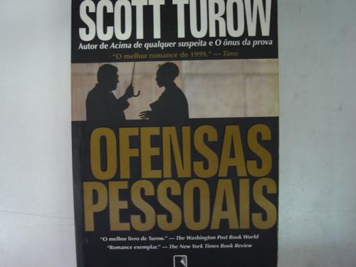 ofensas pessoais scott turow n3