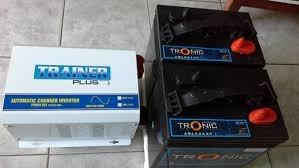 oferas baterias trace t-235 de  inversor