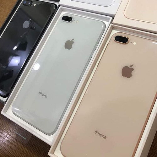 ofert iphone 8 plus 256gb 100%originales 12meses d garantia