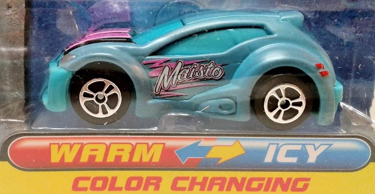 Oferta 13 Autos Maisto Cambian De Color Fresh Paint 600 00 En
