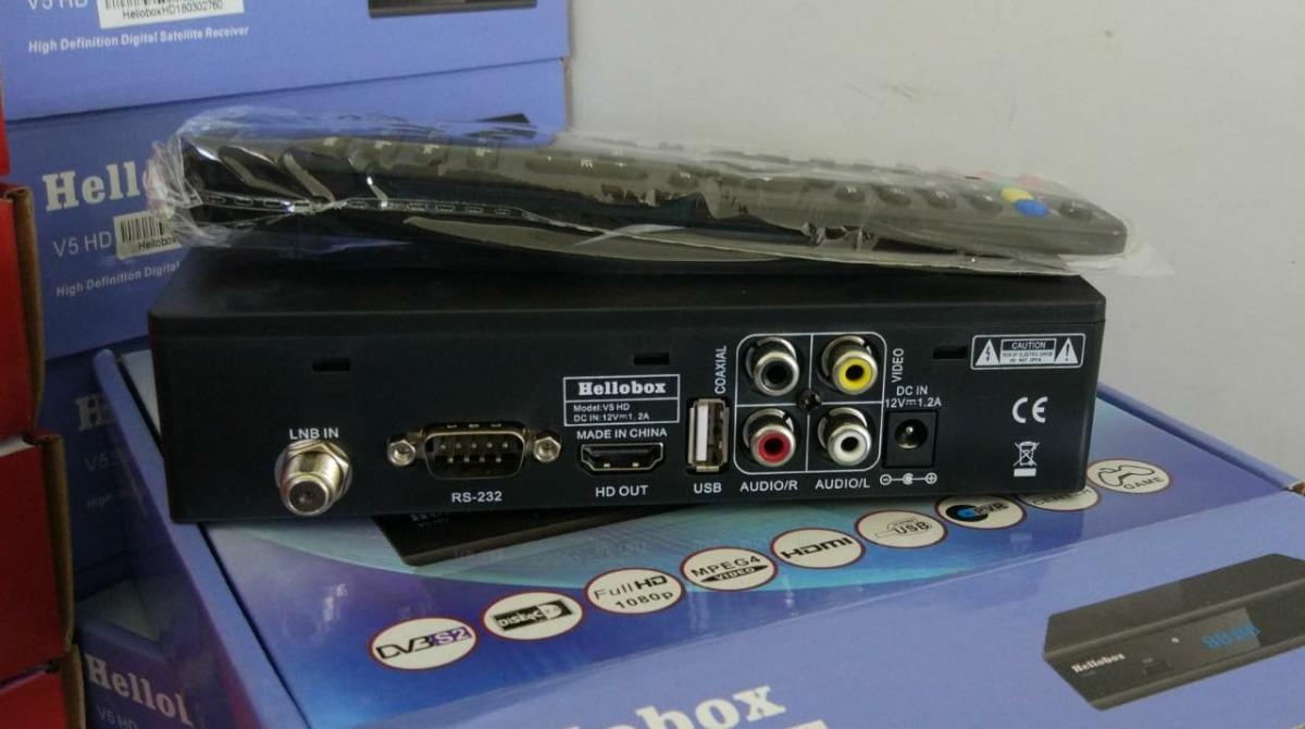 Oferta 2 Hellobox V5 Con Wifi