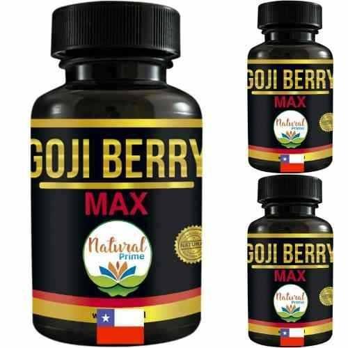 oferta 3 meses goji berry max pastillas adelgazante senti