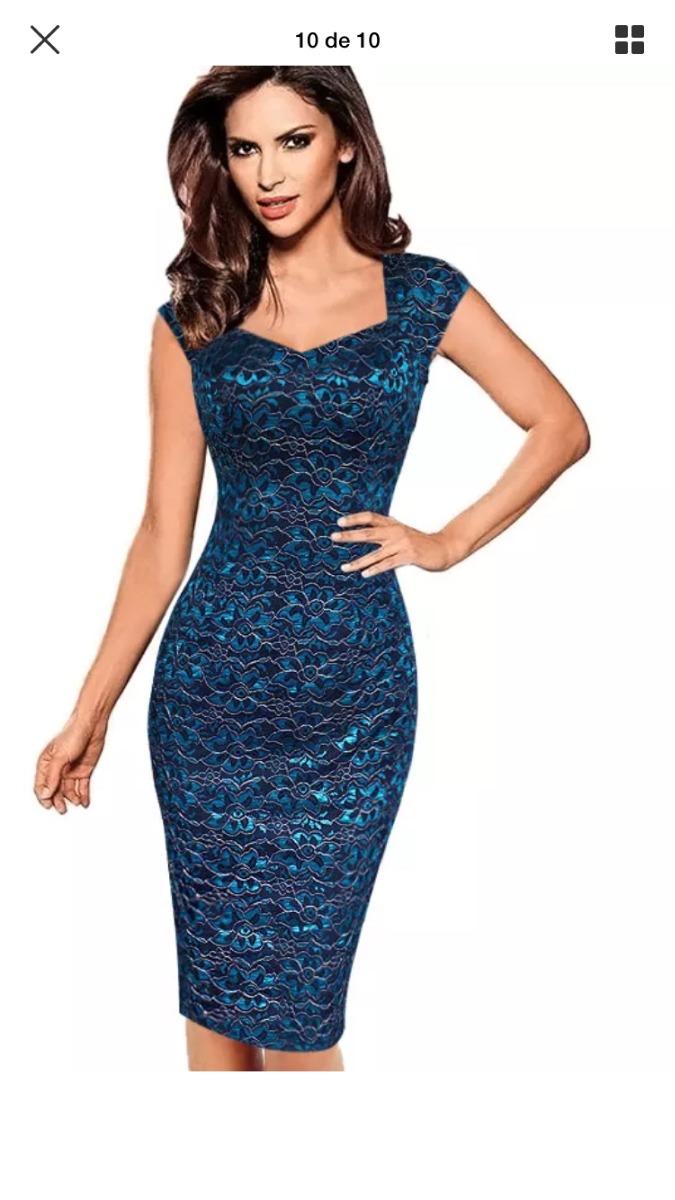 Imagenes de vestidos de fiesta azul con plateado