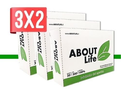 oferta 3x2  pastillas adelgazantes new about life