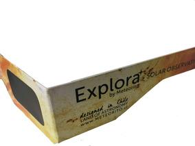 7d79034226 Oferta 5 Lentes Explora Para Eclipses Solares. Certificados
