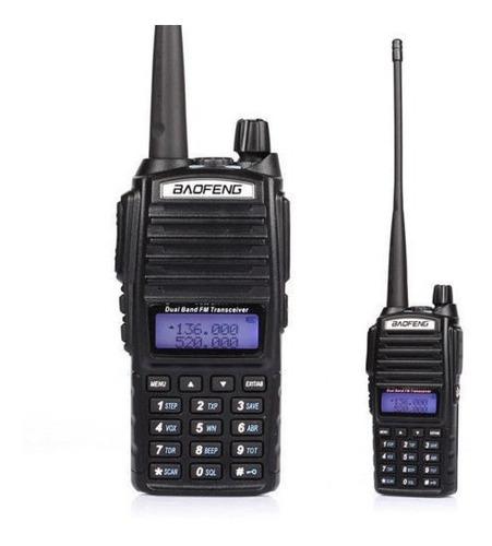 oferta! 5 radios baofeng uv-82 walkie talkie uhf vhf dual