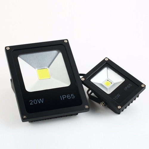 oferta 5 reflectores led 20w, luz blanca leverkusen